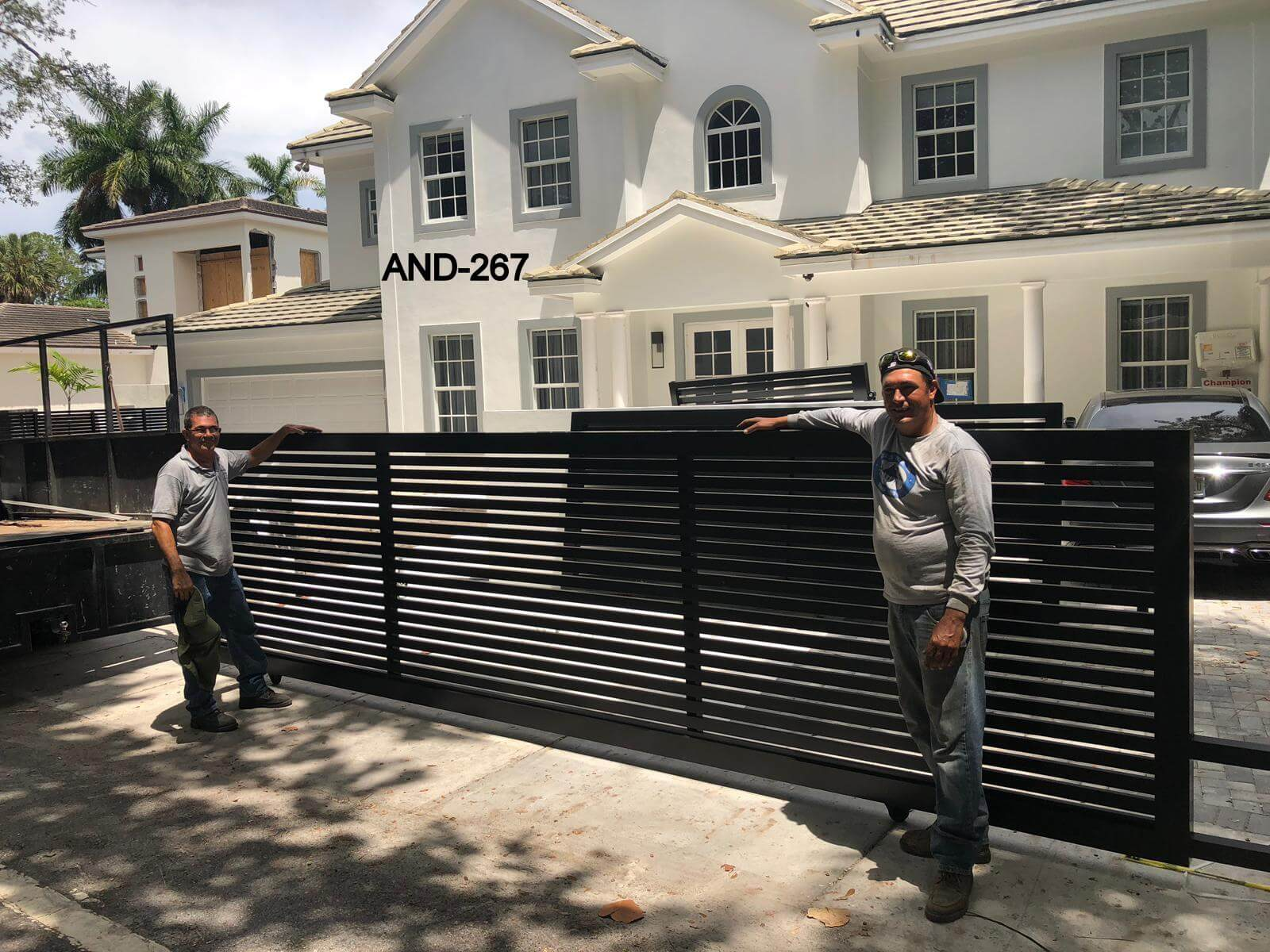 Andes Fence - Residential Fence Installation in Fort Lauderdale